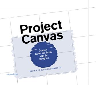 Project Canvas | Rudy Kor, Jo Bos & Theo van der Tak