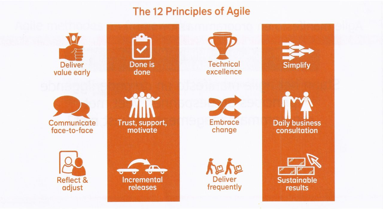 Goed programma-management is per definitie Agile