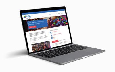 Nieuwe website PGM Open