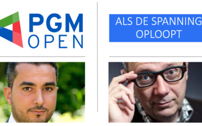 PGM Open keynotes: Mohamed el Mokaddem en Victor Lamme