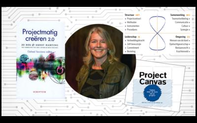 Driedaagse training Projectmatig Creëren; voorjaar 2021